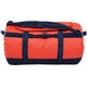 The North Face Base Camp Duffel S Poinciana Orange/Urban Navy